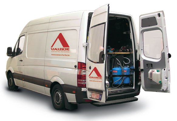 VANASSCHE SERVICES  NV