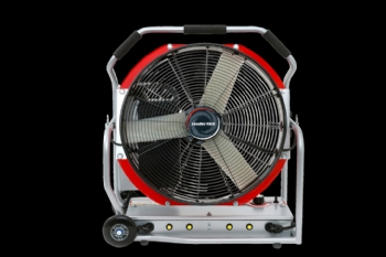 ACCU VENTILATOR E-FAN 18